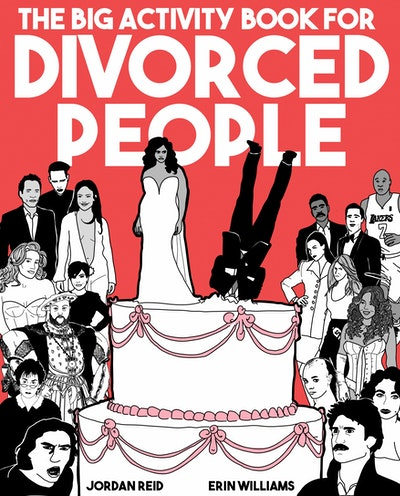 The Big Activity Book for Divorced People