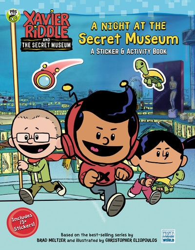 A Night at the Secret Museum