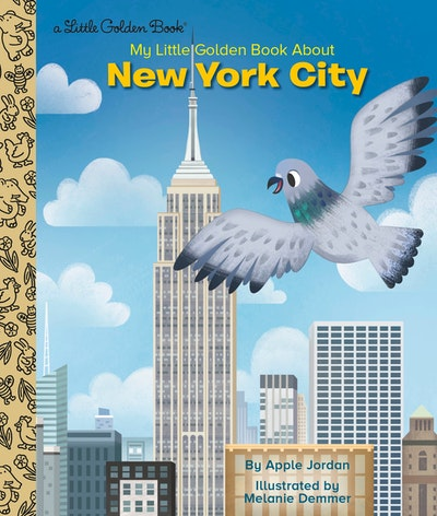 LGB My Little Golden Book About New York City
