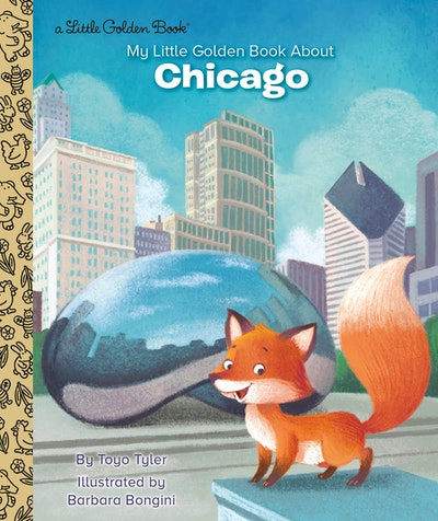 LGB My Little Golden Book About Chicago