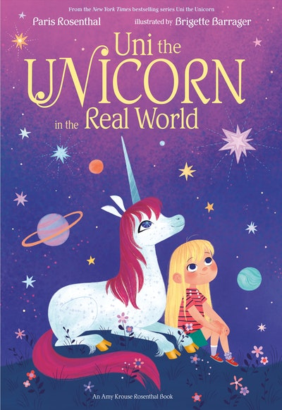 Uni the Unicorn in the Real World