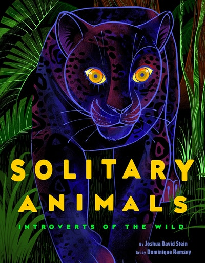 Solitary Animals: Introverts of the Wild