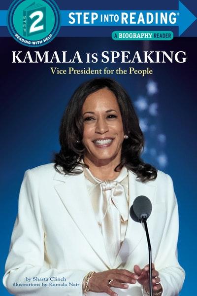 Kamala Is Speaking