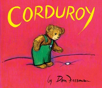 Corduroy Giant Board Book