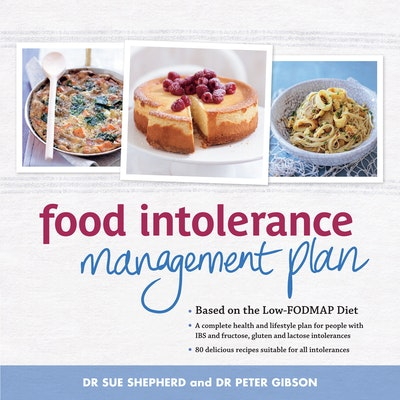 Food Intolerance Management Plan