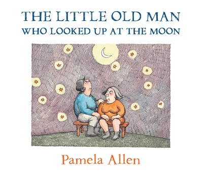 The Little Old Man Who Looked Up At The Moon