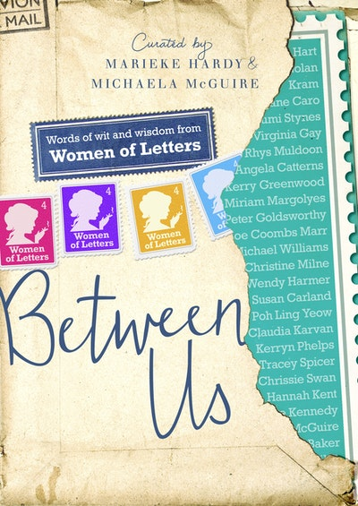 Between Us: Women of Letters