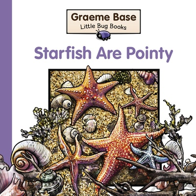 Little Bug Books: Starfish are Pointy