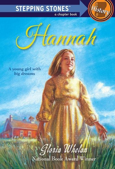 Stepping Stone Hannah