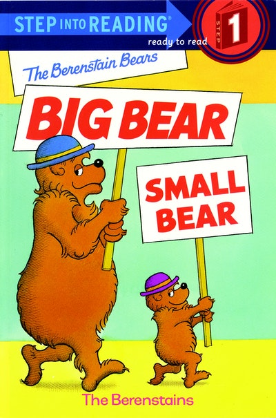 Berenstain Bears Step Into Reading Lvl 1