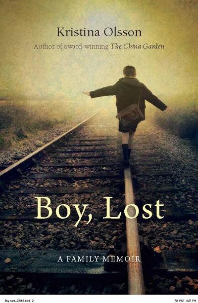 Boy, Lost: A Family Memoir