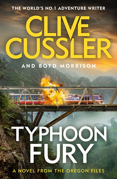 Typhoon Fury: Oregon Files 12