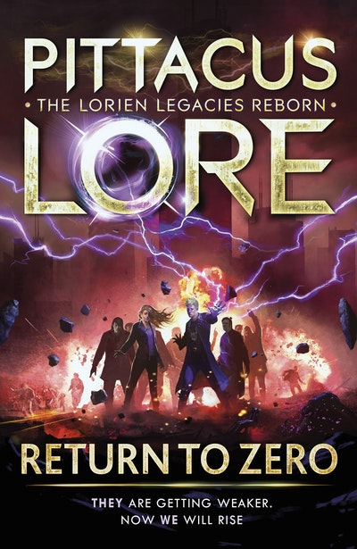 Return to Zero: Lorien Legacies Reborn