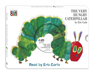 The Very Hungry Caterpillar (Book And Cd)