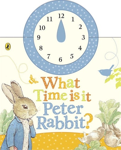 Peter Rabbit: What Time Is It, Peter Rabbit?