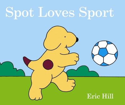 Spot Loves Sport