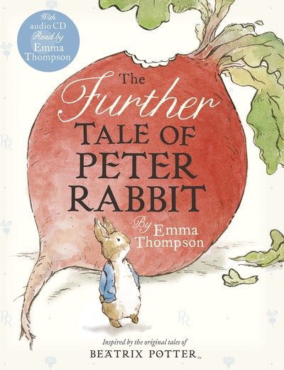 The Further Tale Of Peter Rabbit Book And Cd