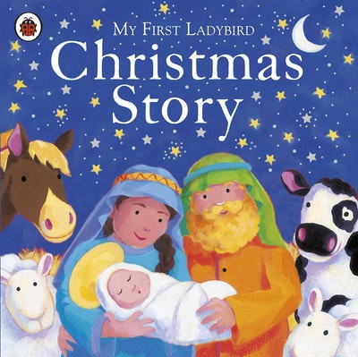 My First Ladybird Christmas Story