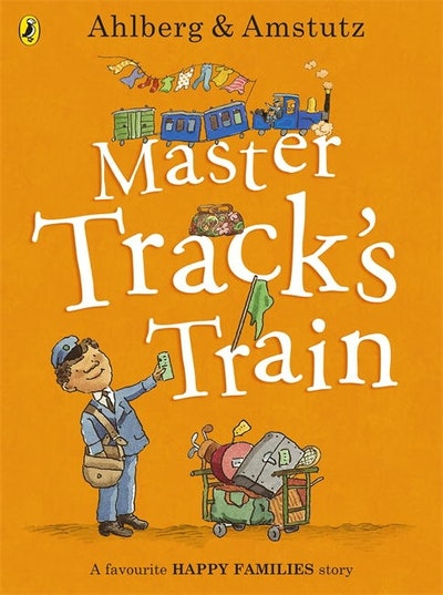 Master Track's Train: Happy Families