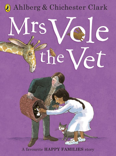 Mrs Vole the Vet: Happy Families