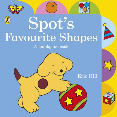 Spot's Favourite Shapes Chunky Tab Book