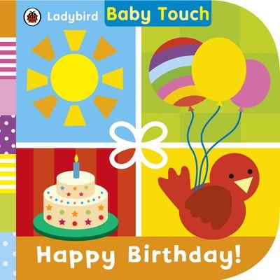 Ladybird Baby Touch: Happy Birthday