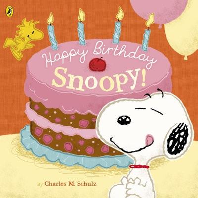 Peanuts: Happy Birthday Snoopy!