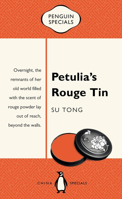 Petulia's Rouge Tin: Penguin Specials