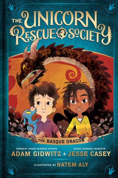 The Basque Dragon (Unicorn Rescue Society 2)