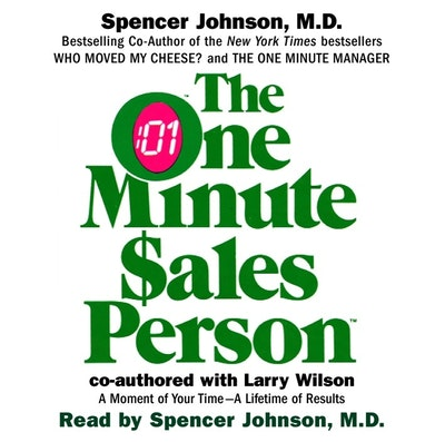 One Minute Salesperson (Cd)