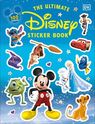 The Ultimate Disney Sticker Book
