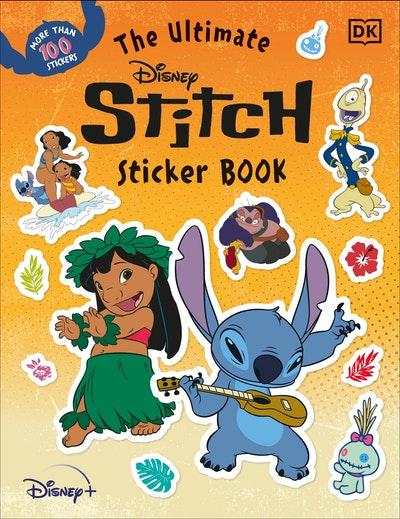 The Ultimate Disney Stitch Sticker Book
