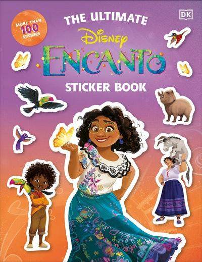 Disney Encanto Ult Sticker Book