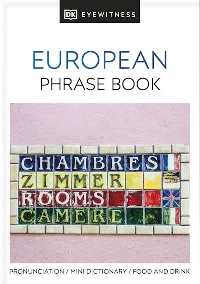 European Phrase Book: Eyewitness Travel Guide