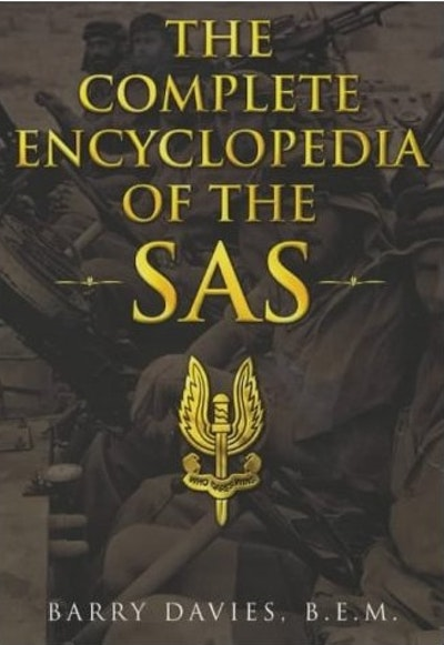 The Complete Encyclopedia Of The SAS