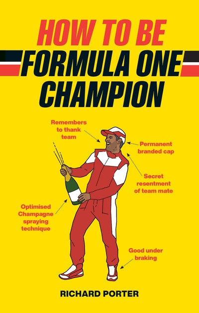 How to be Formula One Champion