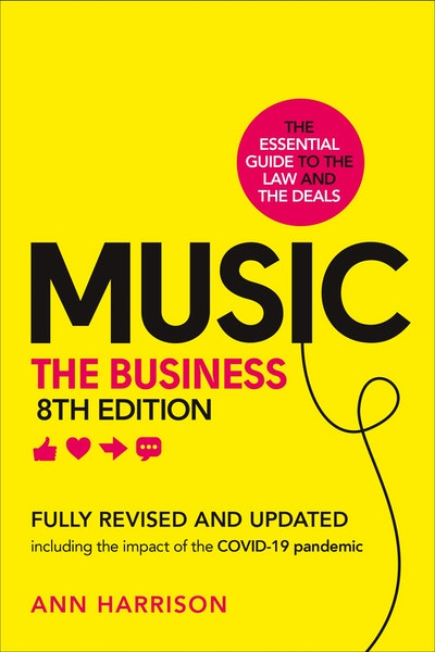 Music: The Business (8th edition)