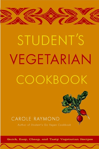 Students Vegetarian Ckbk, Rev