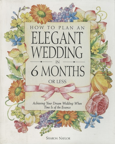How To Plan An Elegant Wedding