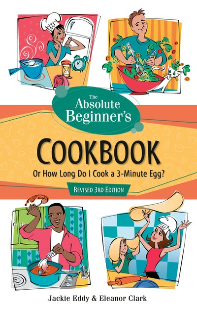 Absolute Beginner's Cookbook 3