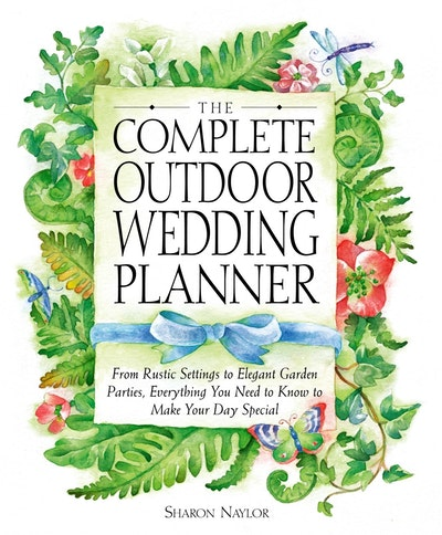 Complete Outdoor Wedding Plan
