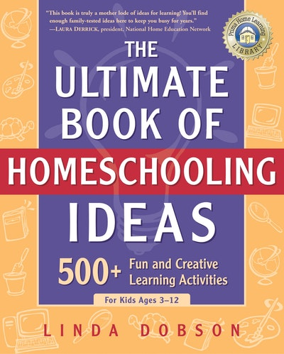 Ultimate Bk Of Homeschooling