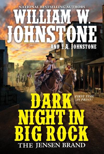 Dark Night in Big Rock