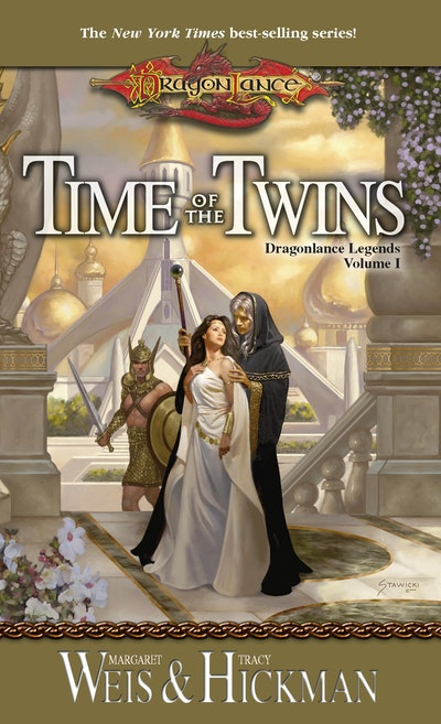 Time of the Twins : Dragonlance Legends, Volume I