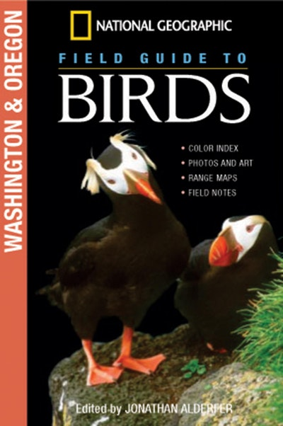 National Geographic Field Guide To Birds Washington And Oregon