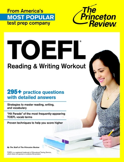 Toefl Reading & Writing Workout