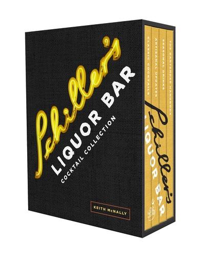 The Schiller's Liquor Bar Cocktail Collection