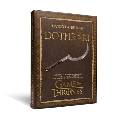 Living Language Dothraki