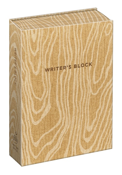 Writer's Block Journal