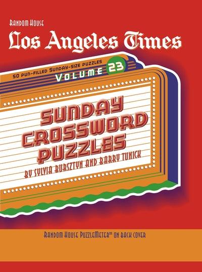 Lat Sun Crossword Vol 23